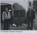 CYGAŃSKA WYSPA pomnik martyrologii Romów Łódź Bellaria 8 str. CYGAŃSKIE  ŻYCIE    cygański protest song