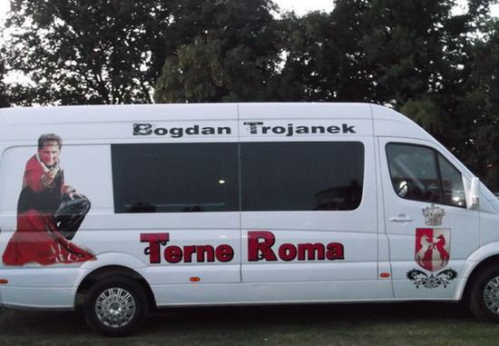 wóz cygański - TERNE ROMA